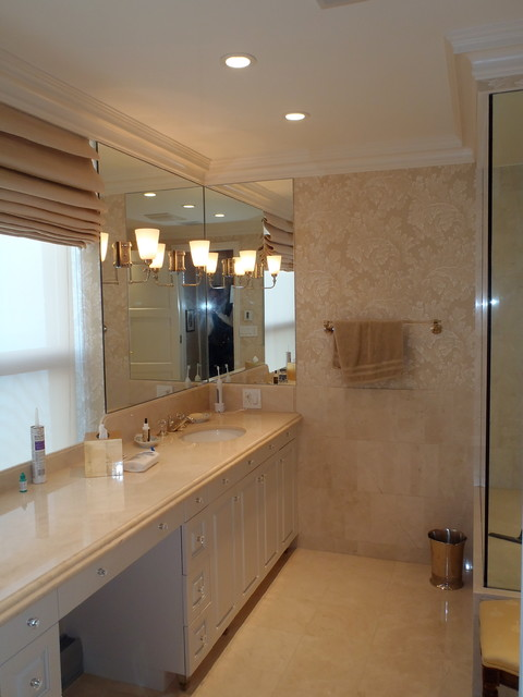The Carlyle contemporary-bathroom
