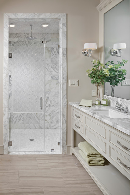 The cimarron southern living cypress tx traditional for Bathroom remodel 77433