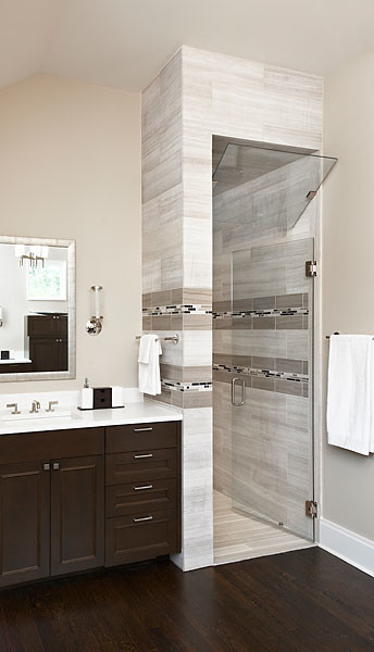 The Cliffs at Mountain Park + Augusta Links Trail contemporary-bathroom