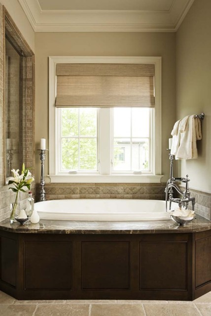 The Cliffs at Walnut Cove: Moniotte Residence traditional-bathroom