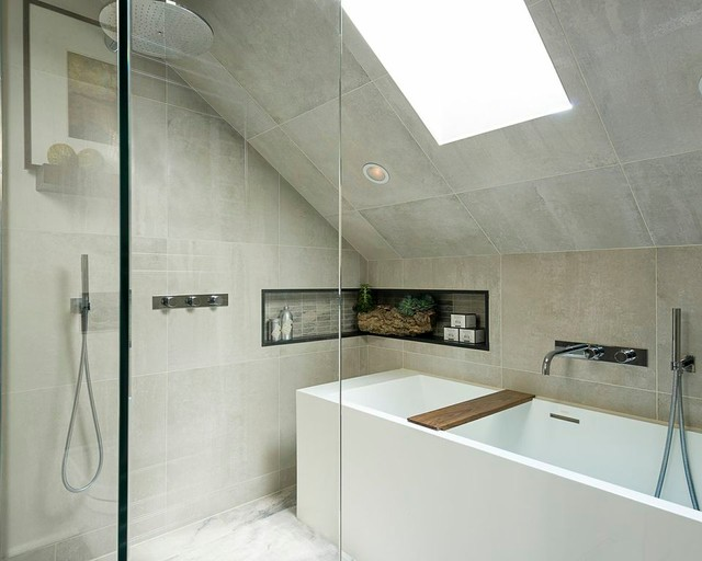 The Cullum Residence Ottawa Ontario Contemporary Bathroom Ottawa
