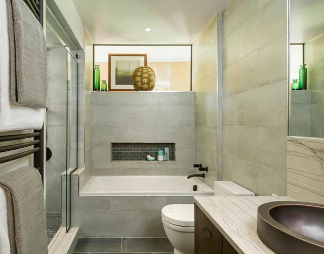 The Cullum Residence Ottawa Ontario Contemporary Bathroom Ottawa By Nathan Kyle