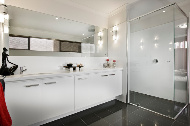 The dalalven scandinavian bathroom perth by scan designs Bathroom design perth uk