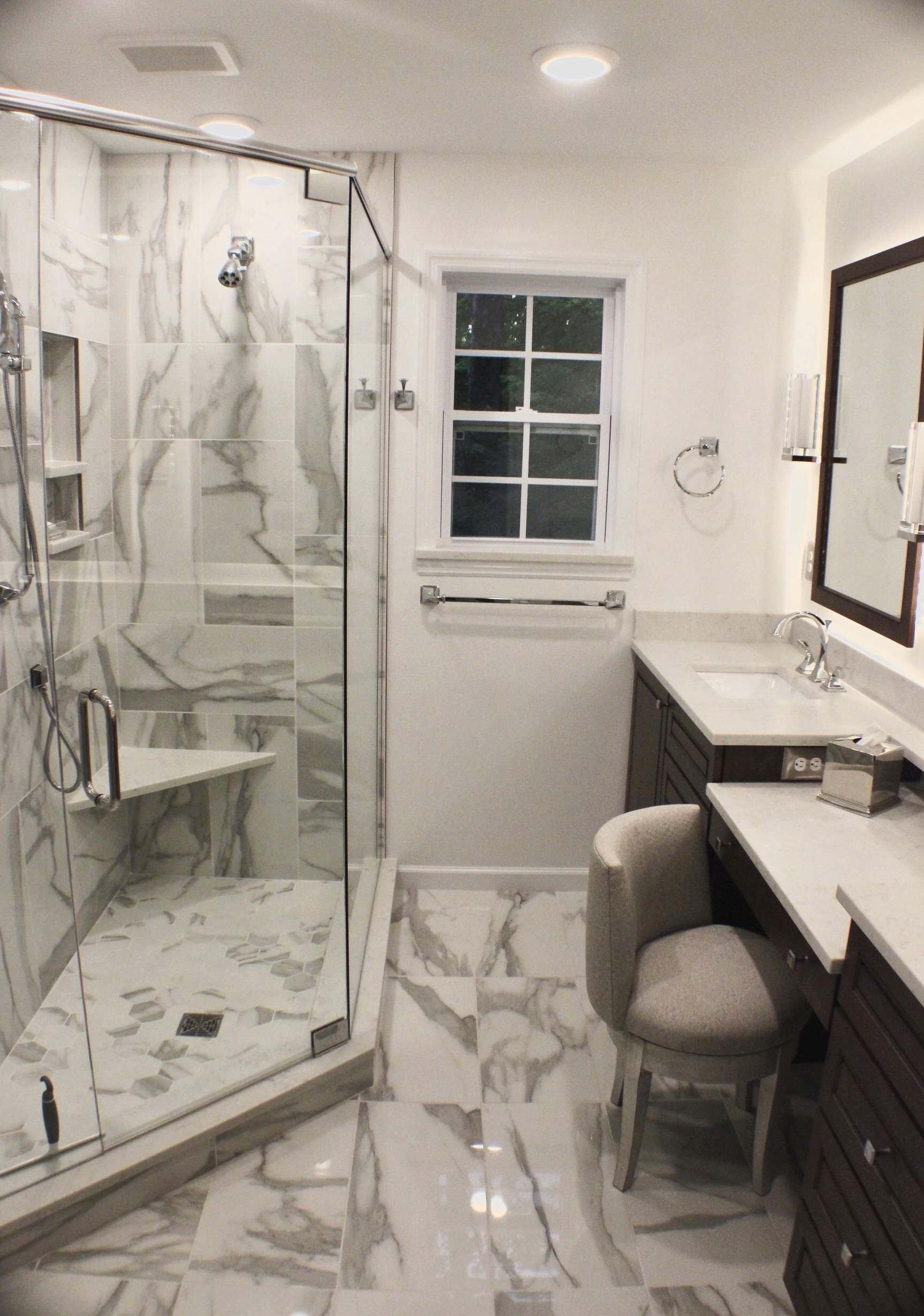 The Drake Master Bath