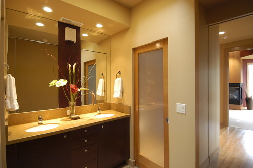 The Dream Lives On-Bathroom contemporary bathroom