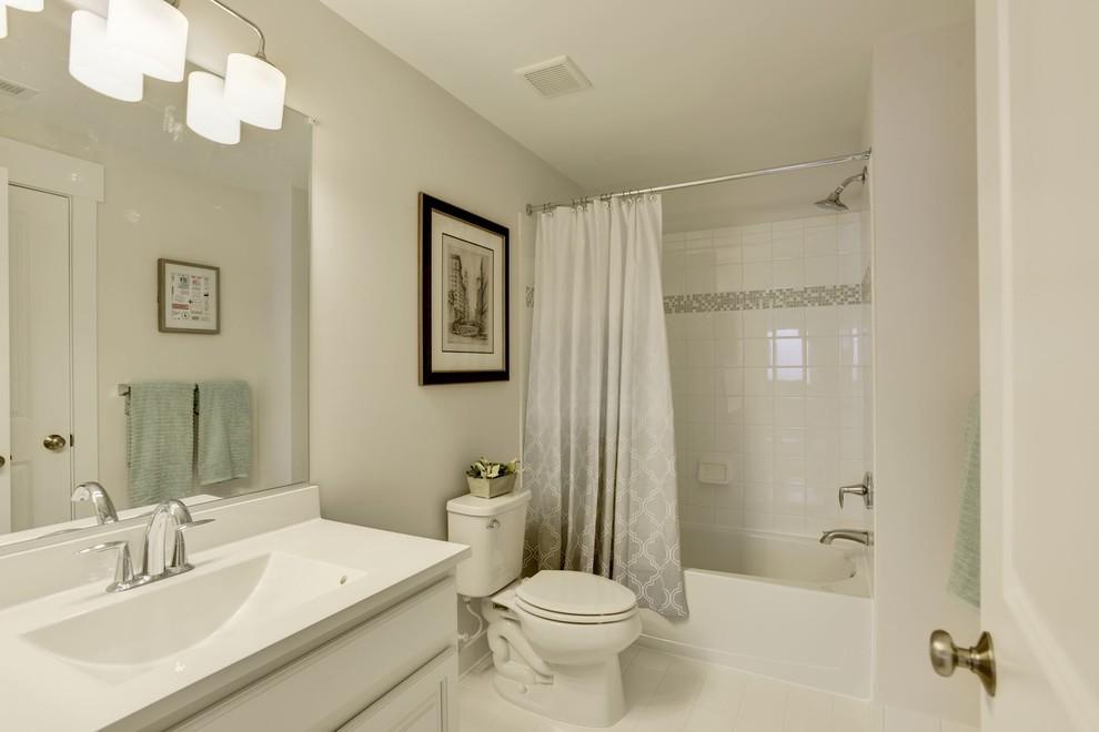The Emory Model in Severn, Maryland - Farmhouse - Bathroom ...