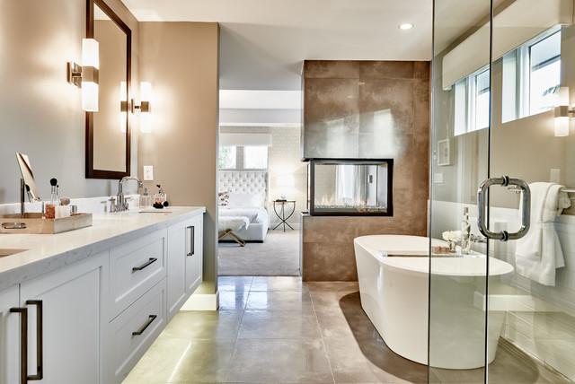 The estates at southwood classique chic salle de bain - Salle de bain classique chic ...
