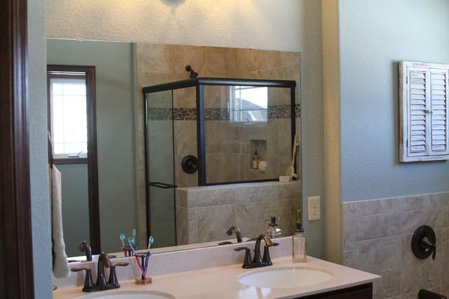 The Evergreen - Creekside Preserve Model Home traditional-bathroom