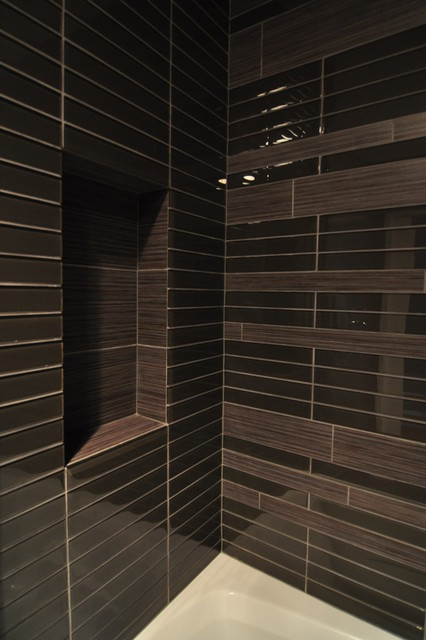 The Fairbanks at City Front Plaza contemporary-bathroom