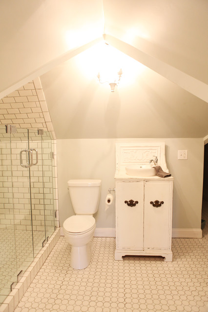 The Farmhouse Farmhouse Bathroom Other Metro By