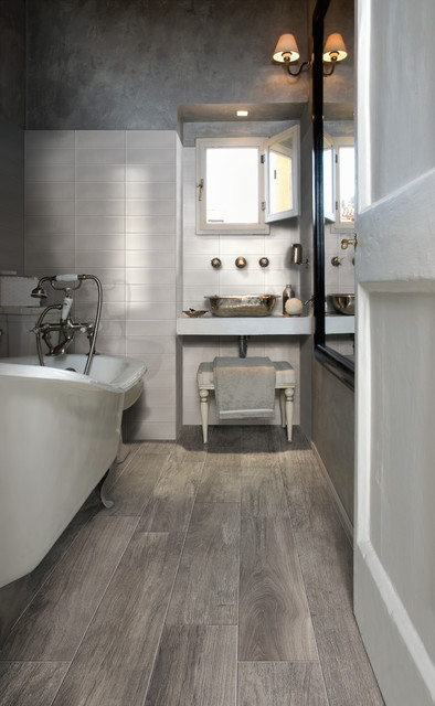 The Frenchwood Collection Contemporary Bathroom