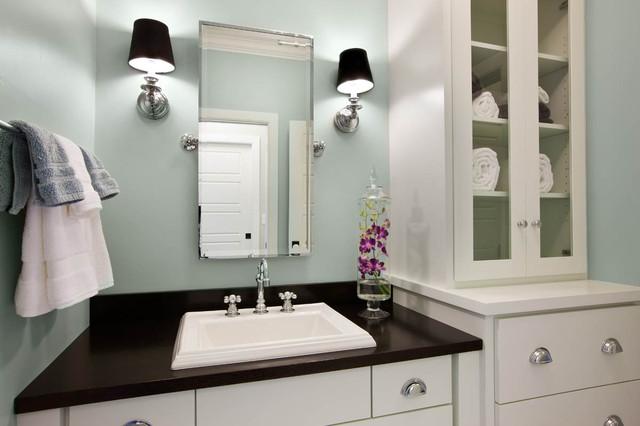 The Greene Home traditional-bathroom
