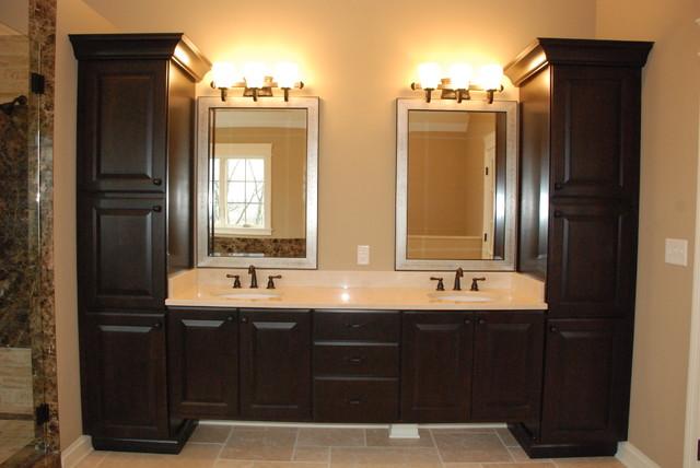 The Hawthorne traditional-bathroom