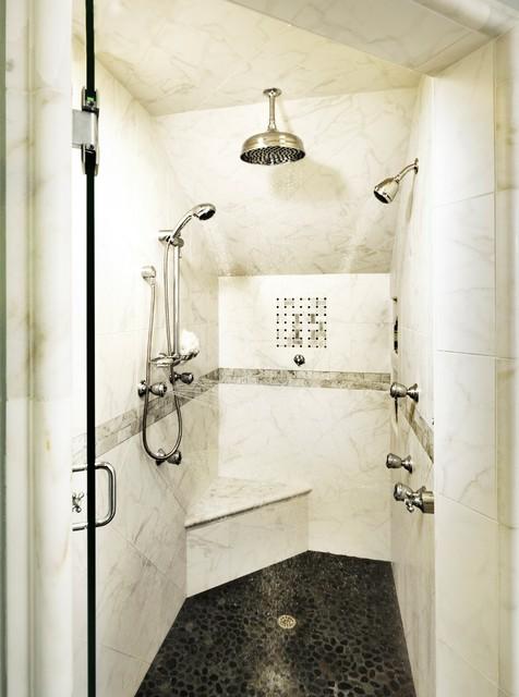The Human Car Wash Traditional Bathroom