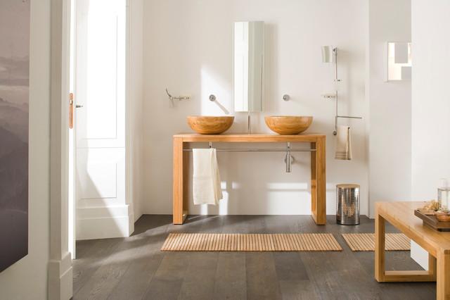 The inner bath scandinavo stanza da bagno venezia di lineabeta