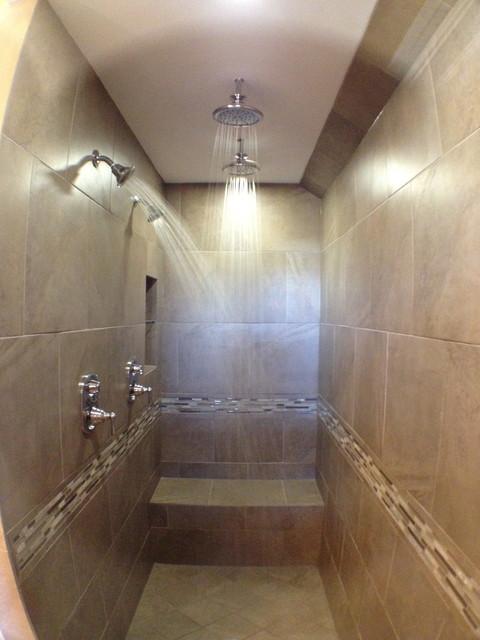 The Karson - Hannenberg Residence traditional-bathroom