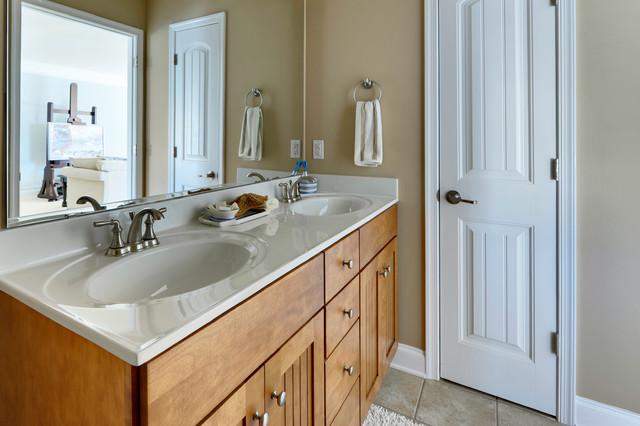 The Kingfisher traditional-bathroom