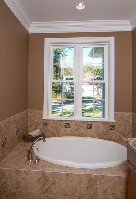 The Lennon - Plan #1300 - Traditional - Bathroom - wilmington - by Donald A. Gardner Architects