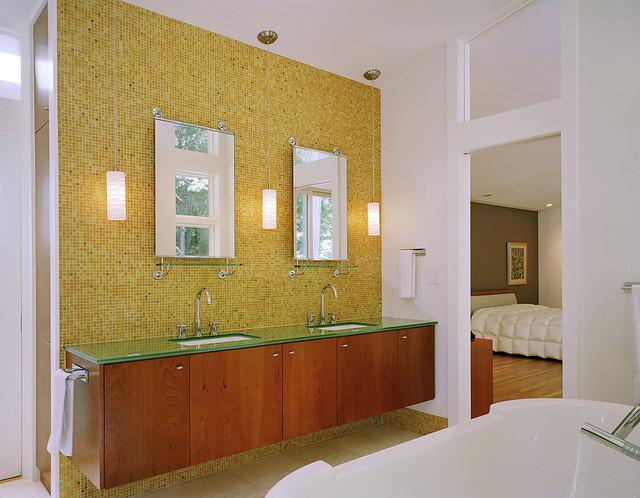 The Levine Group contemporary-bathroom