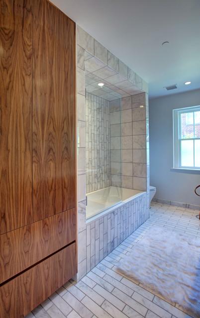 The logan building contemporary bathroom oklahoma for Bathroom remodeling oklahoma city