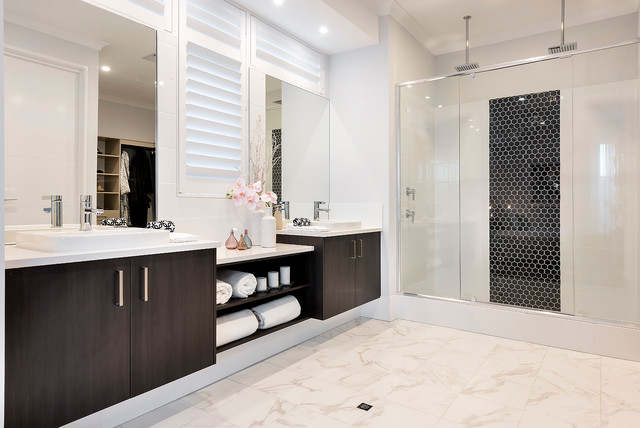 Perfect Bathroom  Contemporary  Bathroom  Perth  By Putragraphy