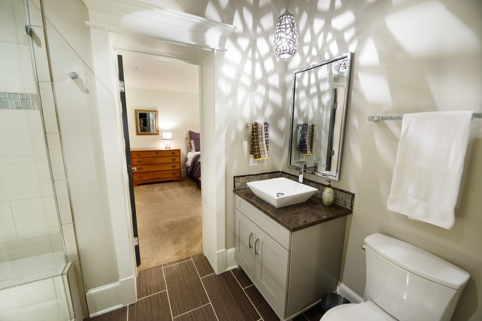 The New Traditional - Bathroom - Raleigh - by Blue Heron ...