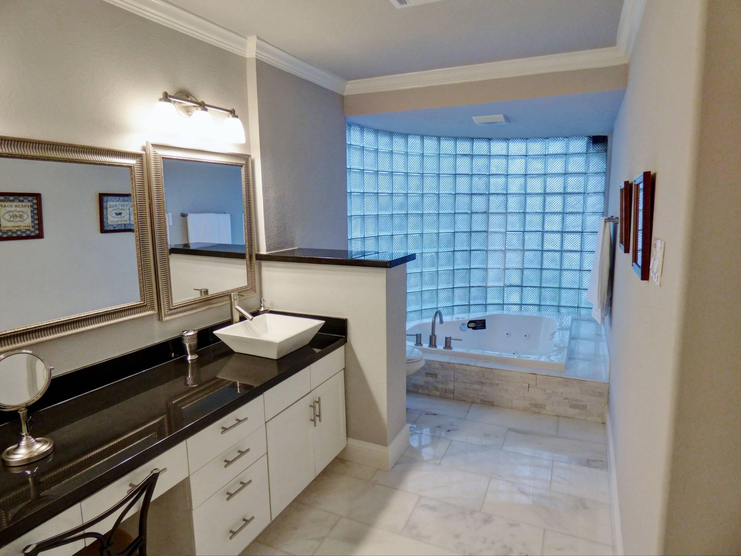 The Oasis of Westbury Ladies Master Bathroom 2