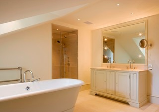 The Old Garden Traditional Bathroom Essex By Quinlan Terry Architects