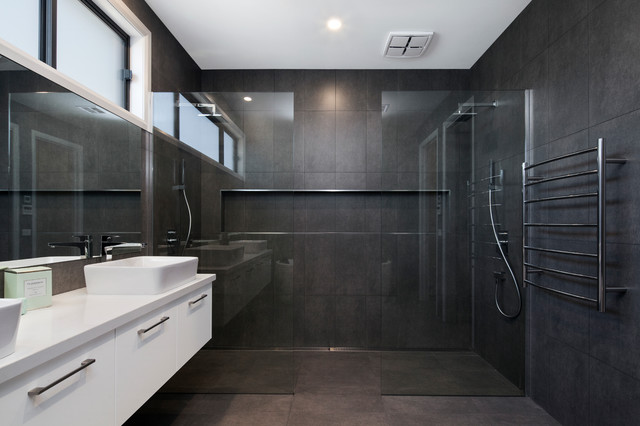 The orchard modern bathroom melbourne by d r for Bathrooms r us melbourne