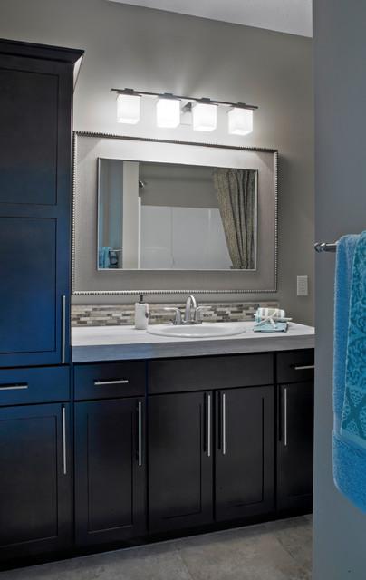 The Orchard, Ozark Craftsman Home transitional-bathroom