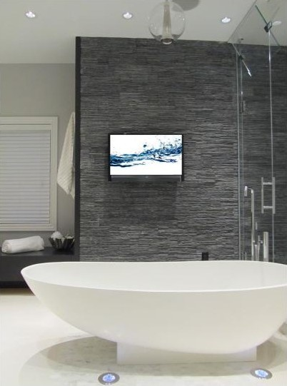 The Perfect Pearl modern bathroom