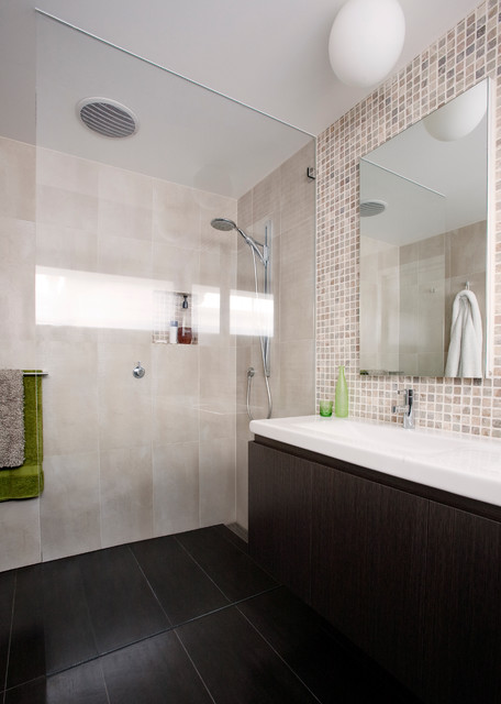 The Robin Craig House - Contemporary - Bathroom - Melbourne - by Michelle Williams Photography