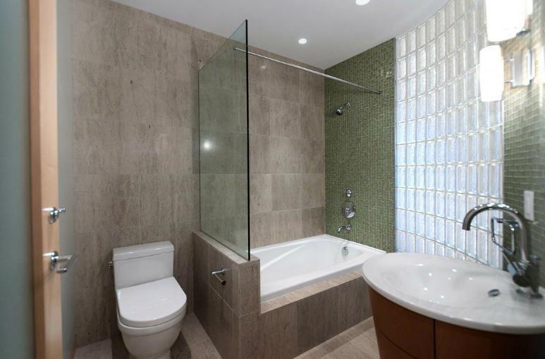 The Rockbank - Contemporary - Bathroom - Vancouver - by ...
