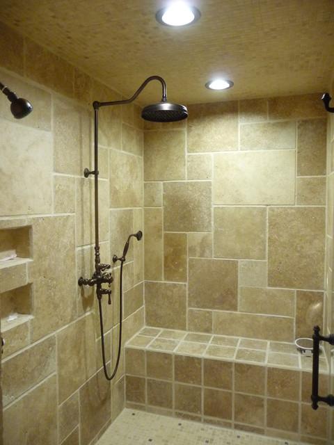 The Roman Bathroom Experience Traditional Bathroom - Bathroom tile philadelphia