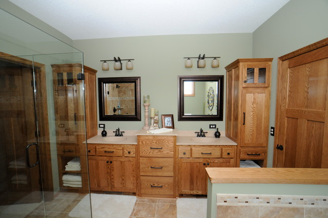 The Scott traditional-bathroom