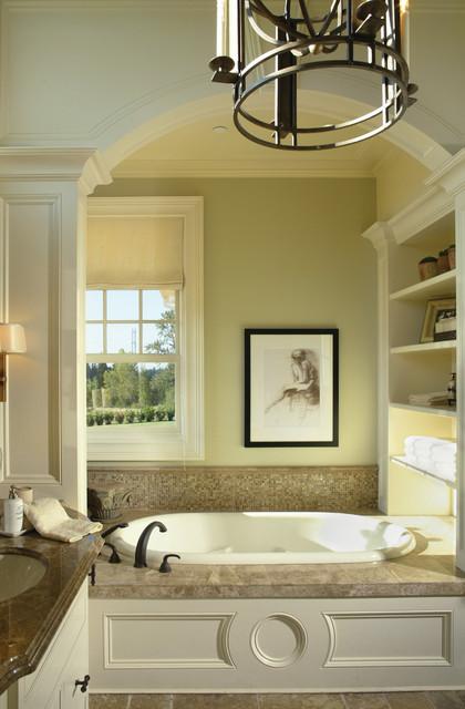 The Seligman Traditional Bathroom Portland By Alan