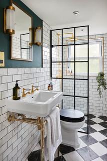 75 Most Por Victorian Shower Room Design Ideas For 2019