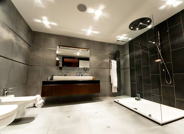 The state of the art award winning home automation for Home automation shower