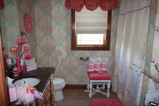 The Stylish Lieu Traditional Bathroom Milwaukee