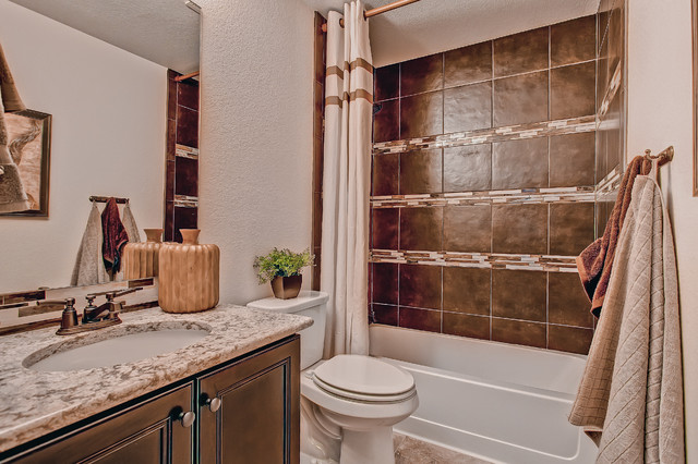 The Vail traditional-bathroom