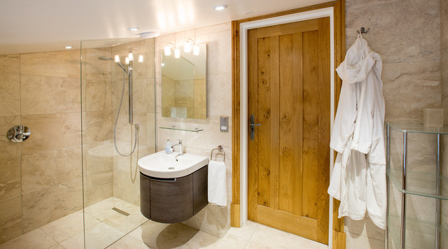 The Waternook Estate Contemporary Bathroom Other