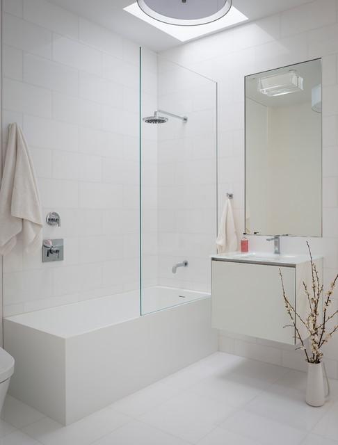 The White House Modern Bathroom San Francisco By Bayon Design Studio Inc