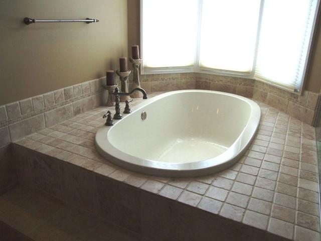The Williamsburg Modified Traditional Bathroom