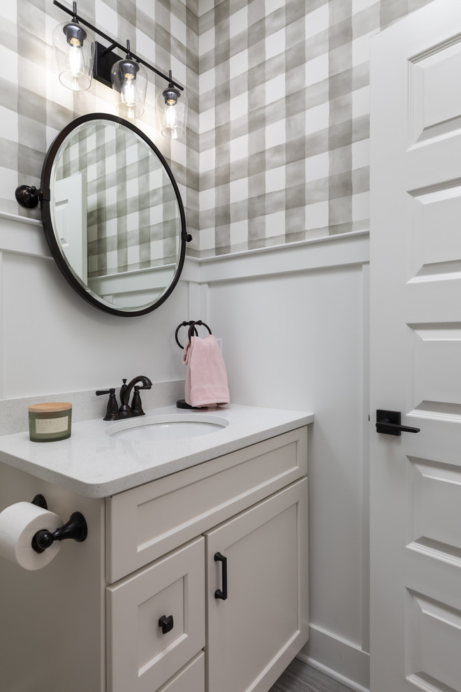 The Willowcrest - 2018 Fall Parade Home - Guest Bathroom ...