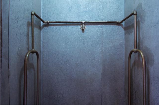 Bathroom - victorian bathroom idea in San Francisco
