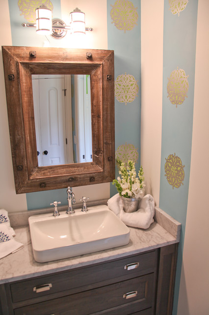 The Wingate 2012 Eclectic Bathroom Louisville By Home Staging Specialists