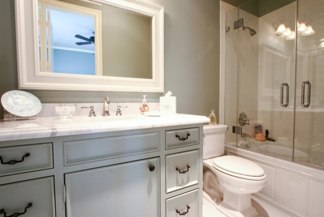 The Woodlands traditional-bathroom