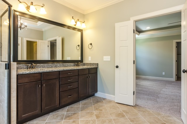 The Woods - Lot 1002, Holly Springs, NC traditional-bathroom