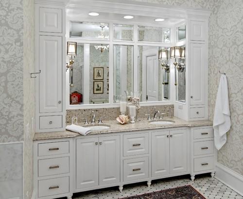 Innovative  Bathroom Vanity With Ceramic Basin And Finger Pull On Metal Legs