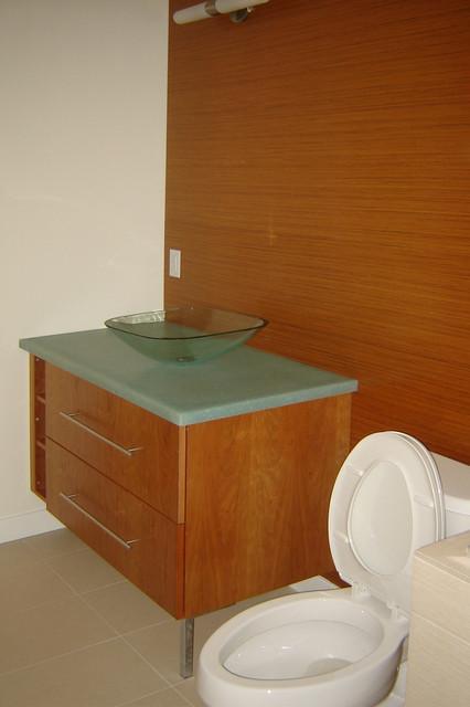 The Zenity Bathrooms contemporary-bathroom
